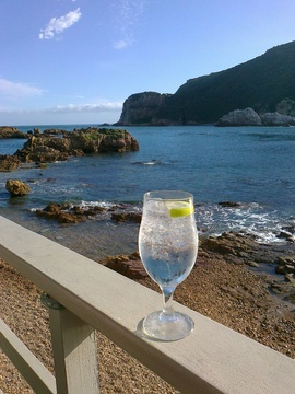 Senza - the perfect sundowner spot!