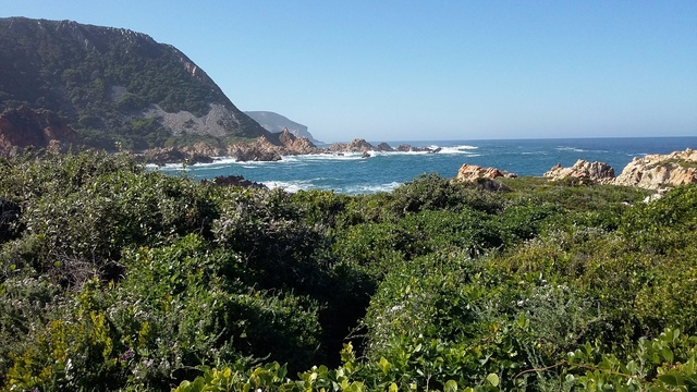 Kranshoek Coastal Trail - unspoilt rugged coastline at it's best!