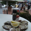 Oysters best enjoyed with crushed black pepper, lemon juice and Tabasco!