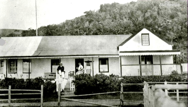 Knysna Bed and Breakfast History