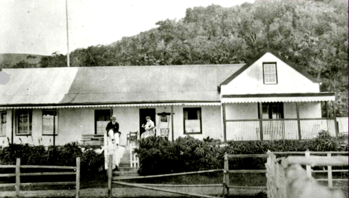 Hope Villa Historic Photo